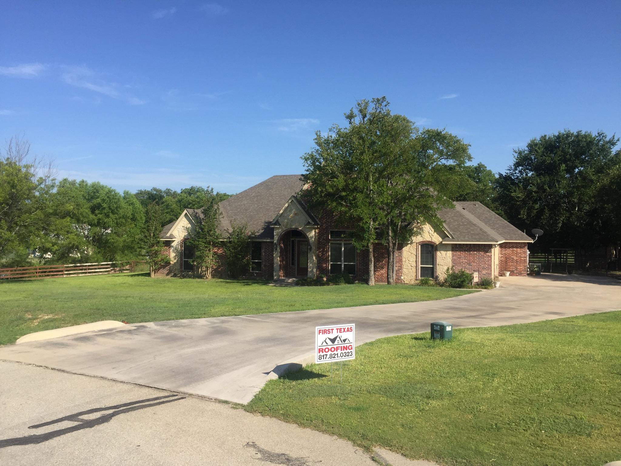 new roof raises market value on aledo home
