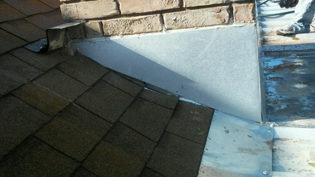 after pic pat 1 - Cleaning Up The Mess With A Stunning New Roof
